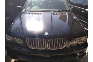 Шумовки капота BMW X5