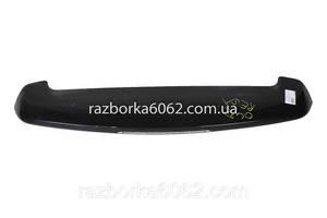 Спойлер крышки багажника рест-чёрный Mitsubishi Outlander (CU) 03-08 (Мицубиси Оутлендер ЦУ)