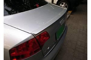 Новые Спойлеры Audi A4