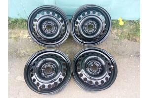 """Ст.диски""""GM""""(Germany),на Chevrolet Aveo, R15,6j""""15,4""""100,ET49,D=56,6 в отм.состоянии"""