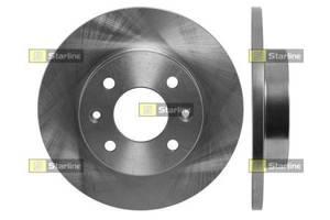 Новые Тормозные диски Dacia Logan