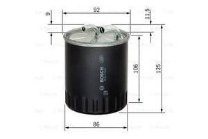 Топливный фильтр  Крайслер  300  3.0 2005- \  Мерседес W169 \ W245 \ w203 \ w204