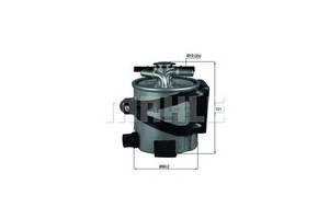 Топливные фильтры Renault Megane II