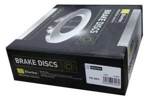 Тормозной диск DAEWOO KALOS (KLAS) / CHEVROLET SPARK (M300) 2002-2008 г.