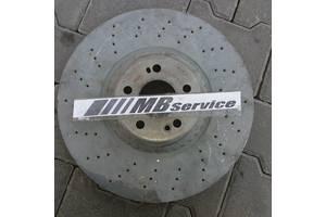 Тормозные диски Mercedes S-Class