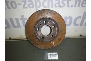 Тормозной диск перед. Skoda FABIA 2 2007-2010 (Шкода Фабия), БУ-153585