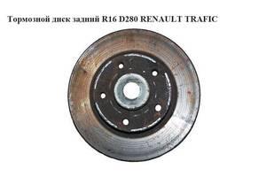 Новые Диски Renault Trafic