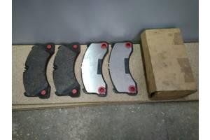 Гальмівні колодки комплекти Porsche Panamera