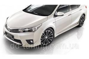 Бамперы передние Toyota Corolla