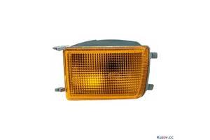 Указатель поворота в бампере VW Vento 92-99 правый, желтый (Depo) 1H0953050