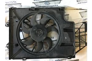 б/в Вентилятори осн радіатора Volkswagen T5 (Transporter)