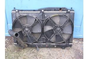 Вентиляторы осн радиатора Chevrolet Evanda