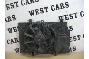 б/у Вентиляторы осн радиатора Ford Fiesta