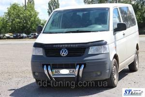 Кенгурятники Volkswagen T5 (Transporter)