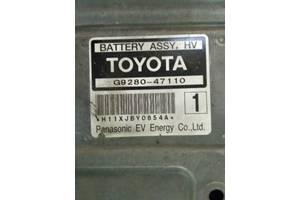 б/у Аккумуляторы Toyota Prius