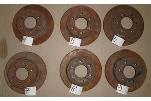 б/в Гальмівні диски Volkswagen Crafter