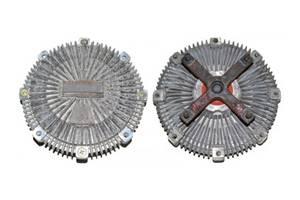 б/у Вискомуфты/крыльчатки вентилятора Mitsubishi Pajero