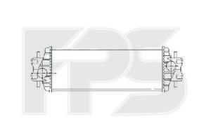Интеркулер Chevrolet / Opel / Daewoo (NRF) FP 56 T39 NRF FP 56 T39