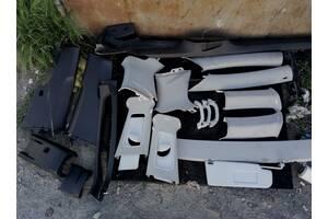 Задняя полка багажника салона