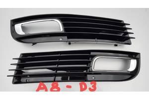 Заглушки туманных фар Audi A8