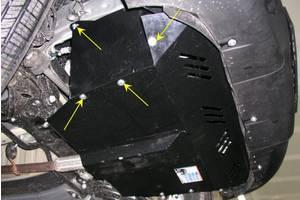 Защиты под двигатель Fiat Doblo