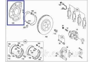б/у Тормозные диски Mercedes S-Class