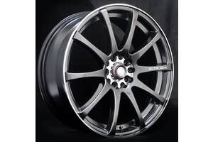 Zorat Wheels 355 6x14 4x100 ET35 DIA67.1 Metallic  (Daewoo, ЗАЗ, Chevrolet)