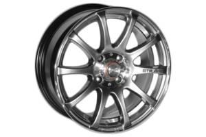 Zorat Wheels 355 6x14 4x98 ET25 DIA58.6 Metallic (ВАЗ)