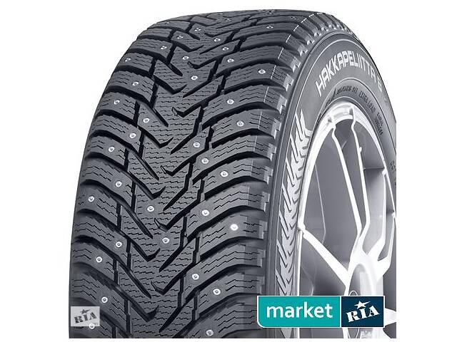 продам Зимние шины Nokian Hakkapeliitta 8 (165/60 R15) бу в Виннице