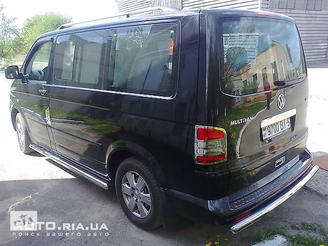 купить бу Защитные дуги для Volkswagen T5 (Transporter) груз в Луцке