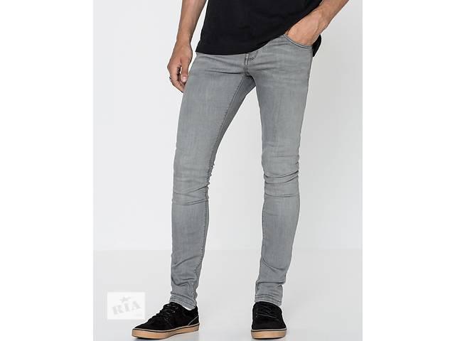 бу Зауженные мужские джинсы PULL&BEAR (оригинал   Испания) в Одессе