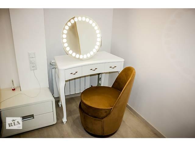 бу Зеркала для макияжа и гримерных комнат с LED подсветкой в Киеве