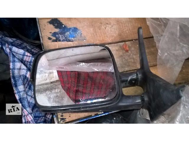 купить бу Боковое левое зеркало Volkswagen T4 (Transporter) 1991 в Одессе