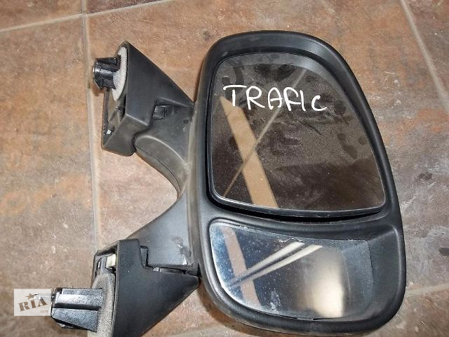 купить бу Зеркало для легкового авто Renault Trafic 2002-15 в Луцке