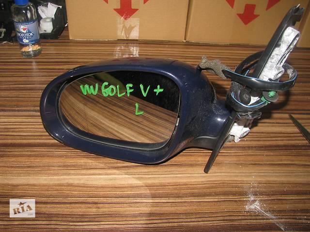 зеркало для Volkswagen Golf Plus 2005-09 6pin- объявление о продаже  в Львове