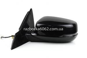 Зеркало лев электр USA 6pin Honda Accord (CR) 2013-2018 76250T2GA11ZC (29054) Подходит на Coupe CT