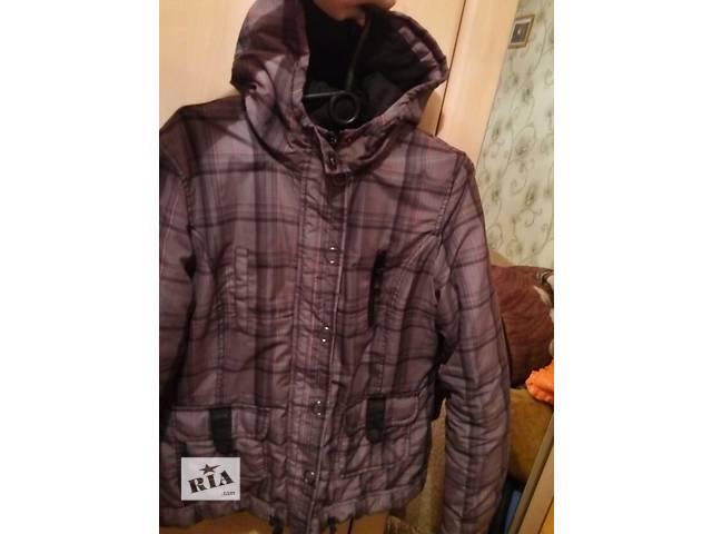 бу Женская куртка осень-зима размер 42 в Славянске