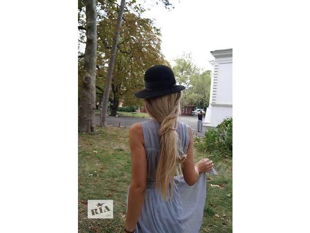 бу Женская шляпка ручной работы из фетра в Одессе