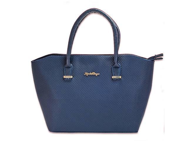 купить бу Женская сумка MASCO (МАСКО) Dark Blue&Gold в Запорожье