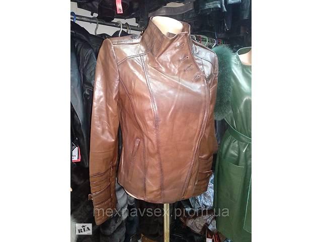 продам Куртка косуха из натуральной кожи. бу  в Украине
