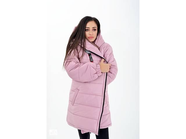 бу Куртка женская 111R003 цвет Пудровый в Одессе