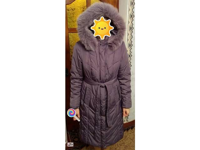 Продам зимове пальто - Верхній жіночий одяг в Богуславі (Київській ... 89fb447548b32