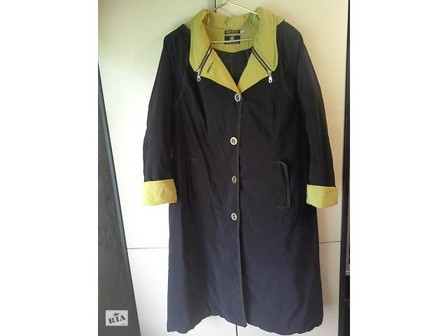 Женское демисезонное пальто. Размер 56. - Верхній жіночий одяг в ... 357c5e85cb925