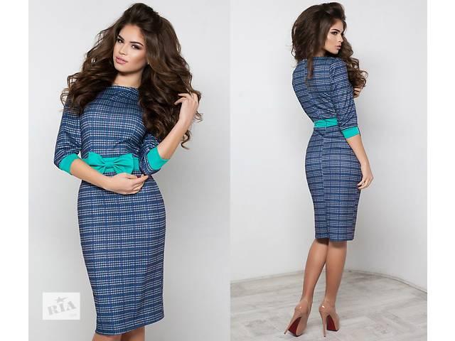 бу Женское платье миди с поясом оптом от производителя в Одессе