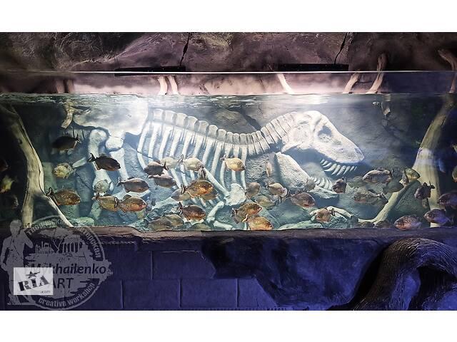 Декор аквариумов