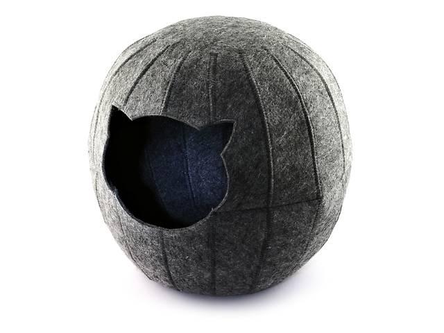 Домик для кошки Digitalwool Шар без подушки (DW-91-01-1)- объявление о продаже  в Киеве