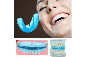 Капа (трейнер) для выравнивания зубов