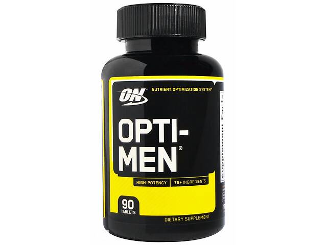 бу Комплекс витаминов Optimum Nutrition Opti-Men, 90 таб (103430) в Полтаве