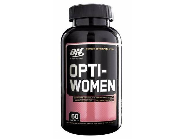 бу Комплекс витаминов Optimum Nutrition Opti-Women, 60 капс (103433) в Полтаве