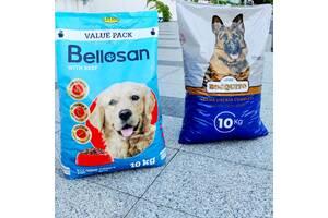Корм для собак из Европы упаковки 10кг
